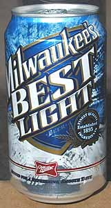 Picture of Milwaukee's Best Light - Front