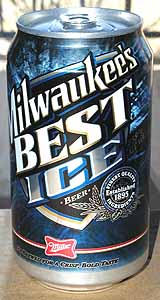Picture of Milwaukee's Best Ice - Front