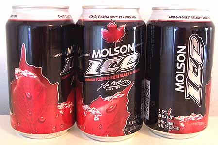 Picture of Molson Ice