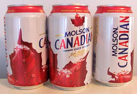 Picture of Molson Beer