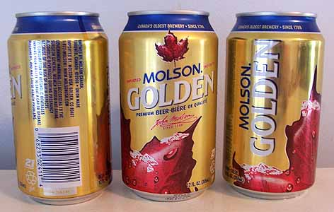 Picture of Molson Golden