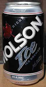Picture of Molson Ice - Front