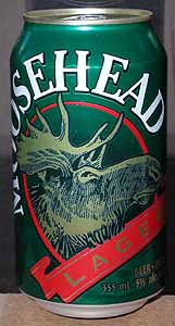 Picture of Moosehead Lager - Front
