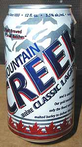 Picture of Mountain Creek Lager