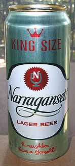 Picture of Narragansett Beer