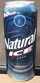 Picture of Natural Ice Beer