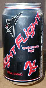 Picture of Night Flight Special Reserve Lager