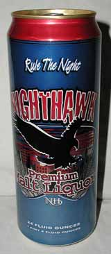 Picture of Nighthawk Premium Malt Liquor