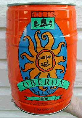 Picture of Oberon Ale