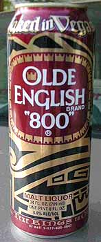 Picture of Olde English 800 Malt Liquor