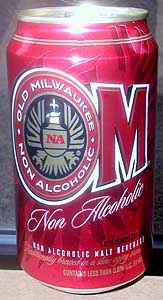 Picture of Old Milwaukee Non Alcoholic