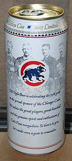 Picture of Old Milwaukee Beer - Back