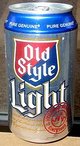 Picture of Old Style Light