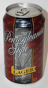 Picture of Pennsylvania Style Lager