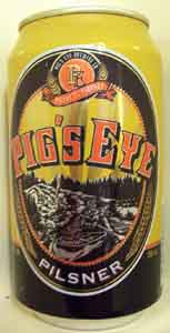 Picture of Pigs Eye Pilsner