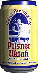 Picture of Pilsner Ukiah Organic Beer