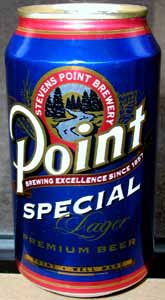 Picture of Point Beer - Front
