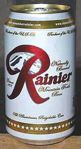 Picture of Rainier Beer