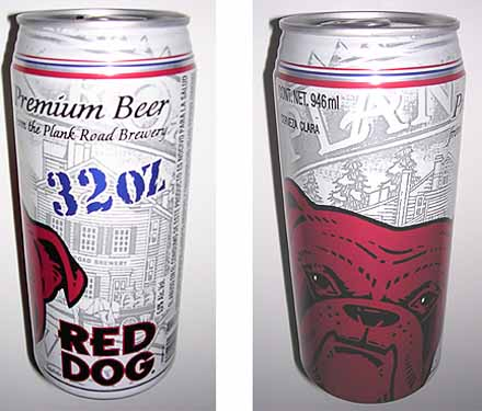Picture of Red Dog Beer