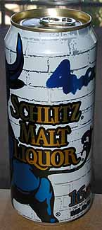 Picture of Schlitz Malt Liquor