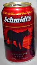 Picture of Schmidt's Premium Beer