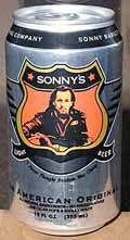 Picture of Sonny's Light Brew - Front