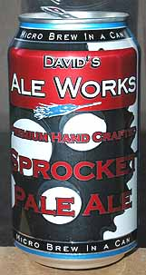 Picture of Sprocket Pale Ale