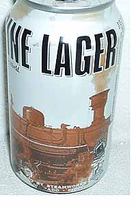 Picture of Steam Engine Lager