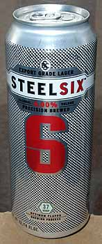 Picture of Steel Six Export Grade Lager
