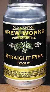 Picture of Straight Pipe Stout