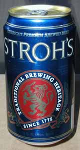 Picture of Stroh's Beer