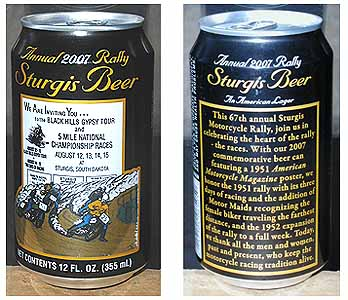 Picture of Sturgis Beer