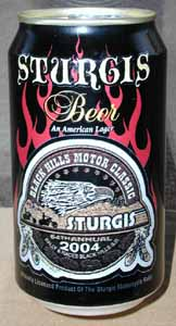Picture of Sturgis Beer - Front