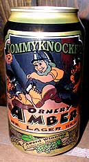Picture of Tommyknocker Ornery Amber Lager