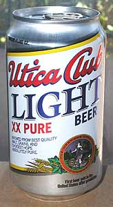 Picture of Utica Club Light