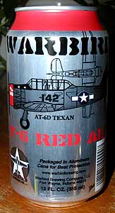 Picture of Warbird T-6 Red Ale