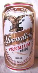 Picture of Yuengling Beer - front